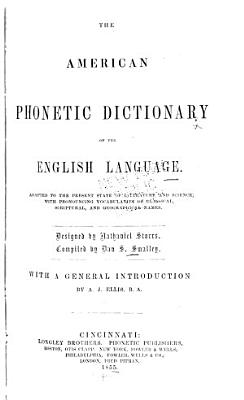 The American Phonetic Dictionary of the English Language PDF