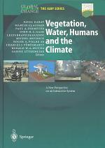Vegetation, Water, Humans and the Climate