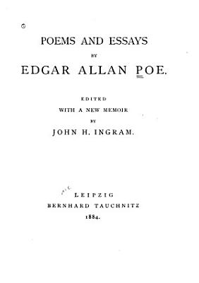 Poems and Essays PDF
