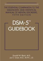 Dsm 5 Guidebook Book PDF