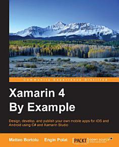 Xamarin 4 By Example PDF
