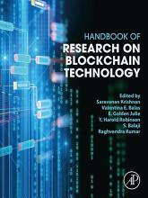 Handbook of Research on Blockchain Technology PDF