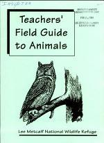 Teachers' Field Guide to Animals