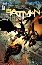 Batman (2011- ) #2