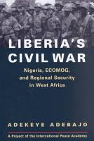 Liberia s Civil War PDF