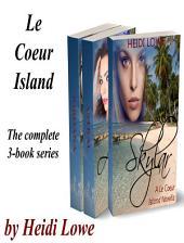 Le Coeur Island Boxed Set (Lesbian Romance)