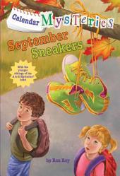 Calendar Mysteries #9: September Sneakers
