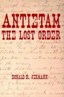 Antietam PDF