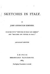 Sketches and Studies in Southern Europe PDF