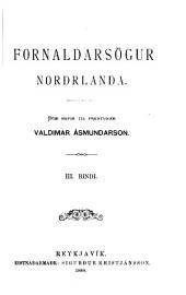 Fornaldarsögur Norðrlanda: Bindi 1-2