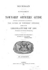 Michigan Township Officers' Guide ...