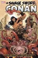 Savage Sword of Conan  The Original Marvel Years Omnibus Vol  5 PDF
