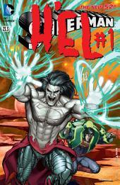 Superman feat H'el (2013-) #23.3