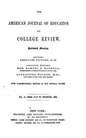 The American Journal of Education and College Review