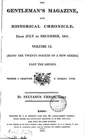 The gentleman's magazine, and historical chronicle