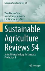 Sustainable Agriculture Reviews 54