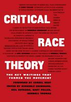 Critical Race Theory PDF