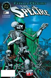 The Spectre (1992-) #47