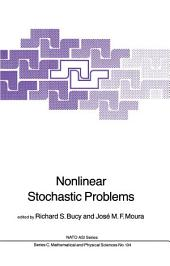 Nonlinear Stochastic Problems