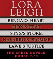 Lora Leigh  The Breeds Novels 7 11 PDF