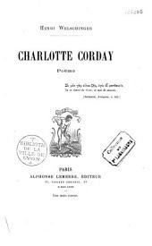 Charlotte Corday: poème