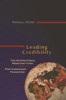 Lending Credibility PDF