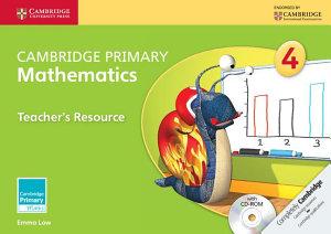 Cambridge Primary Mathematics Stage 4 Teacher s Resource with CD ROM PDF