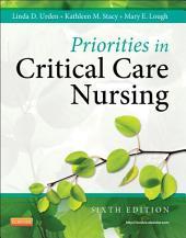 Priorities in Critical Care Nursing - E-Book: Edition 6