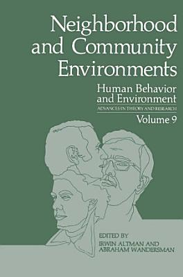 Neighborhood and Community Environments PDF