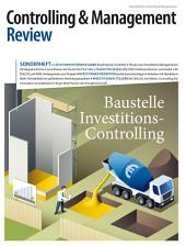 Controlling & Management Review Sonderheft 2-2015: Baustelle Investitions-Controlling
