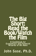 The Big Short Read the Book Watch the Film
