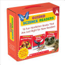 Guided Science Readers Level A Book