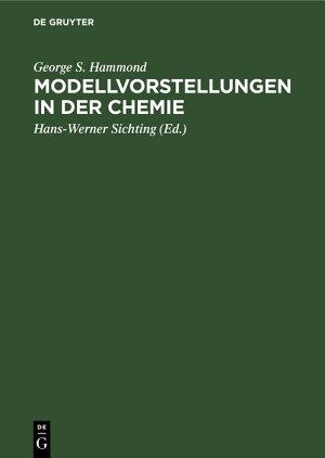 Modellvorstellungen in der Chemie PDF