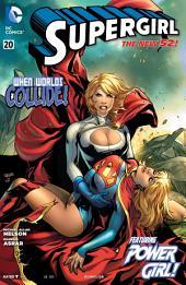 Supergirl (2011-) #20