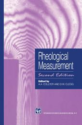 Rheological Measurement: Edition 2