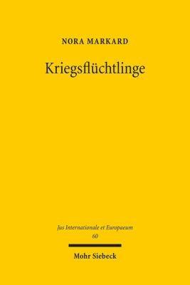 Kriegsfl  chtlinge PDF