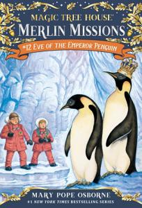 Eve of the Emperor Penguin Book