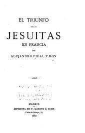 El triunfo de los Jesuitas en Francia