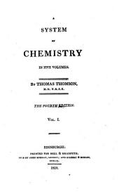 A system of chemistry: Volume 1