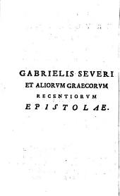 Deliciae Eruditorum Seu Veterum Anekdotōn Opusculorum Collectanea: Volume 8