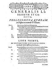 Libri quinque de trinitate