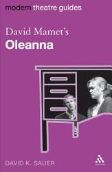David Mamet s Oleanna PDF
