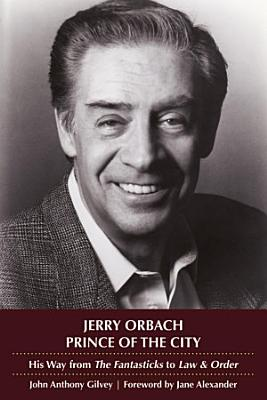 Jerry Orbach  Prince of the City PDF
