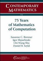 75 Years of Mathematics of Computation