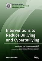 Interventions to Reduce Bullying and Cyberbullying PDF