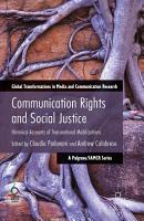 Communication Rights and Social Justice PDF