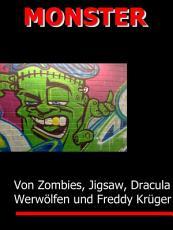 MONSTER   Von Zombies  H  Lector  Jigsaw  Frankenstein   Co  PDF