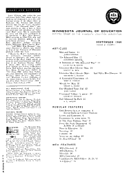 Minnesota Journal of Education PDF