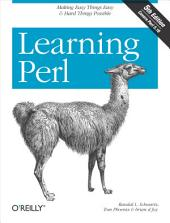 Learning Perl: Edition 5