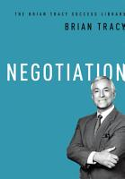 Negotiation  The Brian Tracy Success Library  PDF